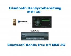 """Bilde av Original Handsfree - Audi med MMI 3G - """"Bluetooth Only"""""""