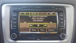 Bilde av DAB+ Premium helintegrering VW/Skoda