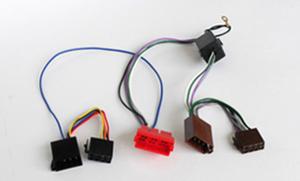 Bilde av AUDI- VW - aktiv-adapter til Audi m/ISO og Bose system