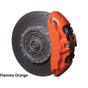 Bilde av Foliatec caliperlakksett - Flame orange
