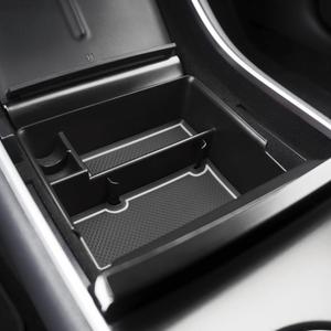 Bilde av Oppbevaringsbrett midtkonsoll Tesla Model 3