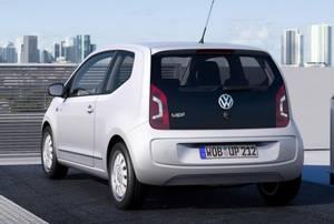 Bilde av Ryggesensorer VW UP!